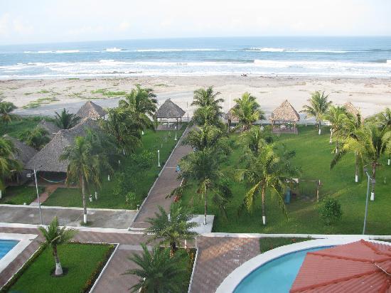La Herradura, Le Salvador: Hermosa playa
