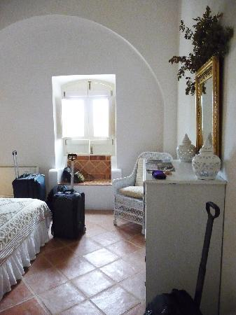 Boliqueime, Portugal: Double room