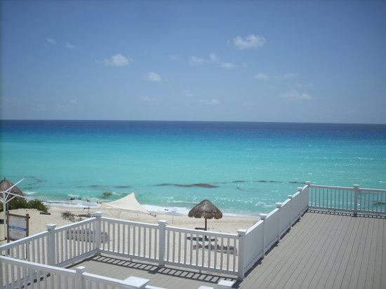 Playa Delfines: El mirador @ playa del fines