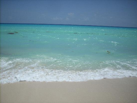 Playa Delfines : ahhhh