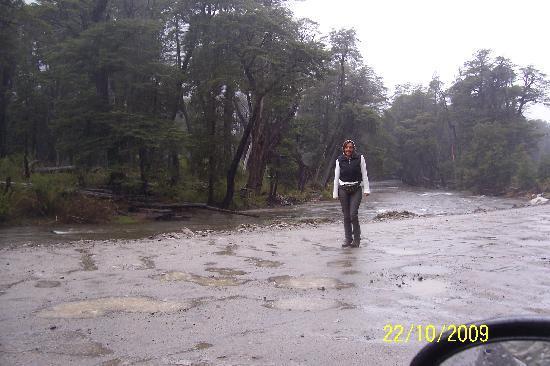 Rotui Apart Hotel: no es tan malo el carretero, a pesar de la lluvia