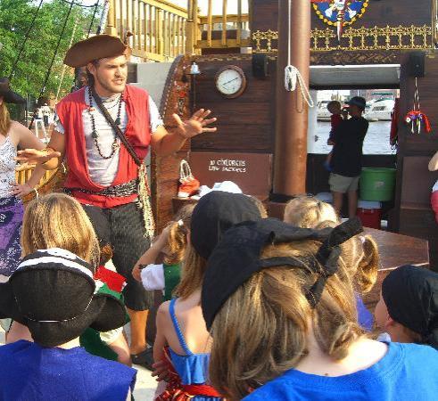 Urban Pirates: Climb aboard for Adventure!