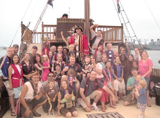 Urban Pirates: Family Adventure Cruises