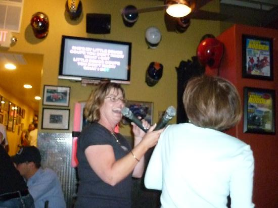 Norm's Place: Karaoke Night at Norm's