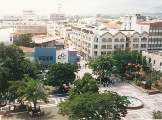 San Pedro Sula, Honduras: San Padro Sula Square
