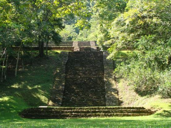 Huimanguillo, México: Zona arqueológica de malpasito