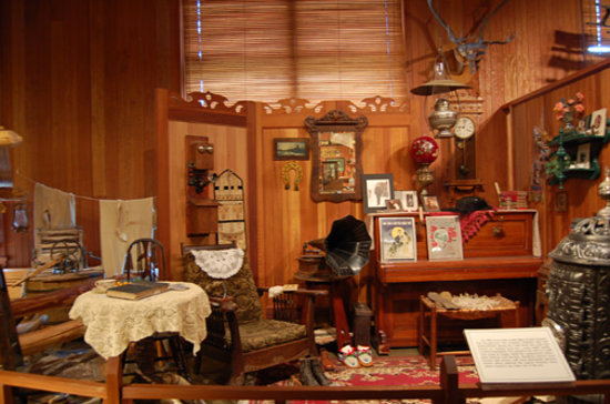 Dawson City Museum Foto