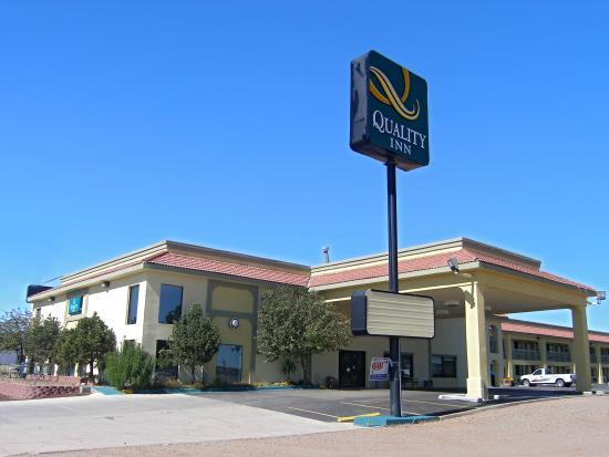 Santa Rosa, NM: Guest Entry
