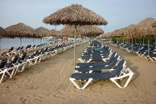Voyage Sorgun: la plage privée