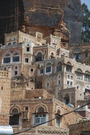 Taiz, Yemen: Hababa