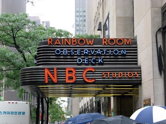 ‪The Tour at NBC Studios‬