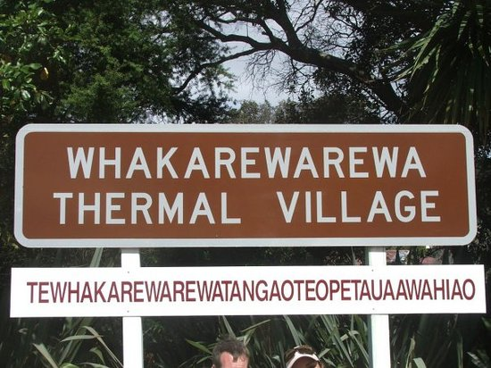 Whakarewarewa - The Living Maori Village: Rotorua
