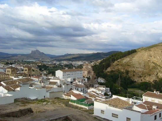 Antequera, Spain: UNAS VISTAS ESPECTACULARES