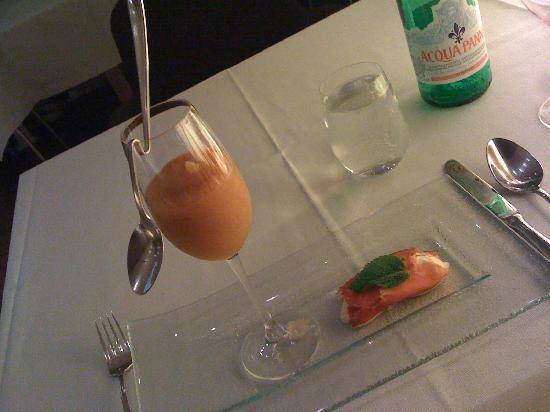 Restaurant Sitzwohl: Dessert