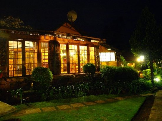 Sandford Park Country Hotel: Sandford Lodge