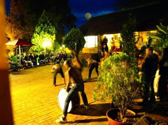 Sandford Park Country Hotel: Sandford Lodge Performers