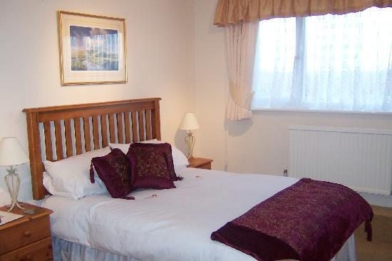 Camelot Lodge: Double Bedroom
