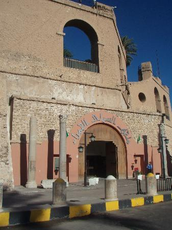 Tripoli, Libya: Museum in Green Square