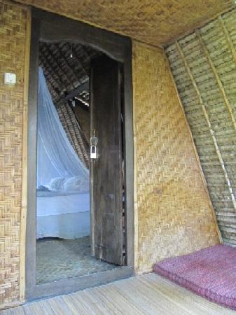 Lumbung Damuh: Eingang