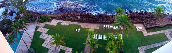 The Condado Plaza Hilton: View From Room