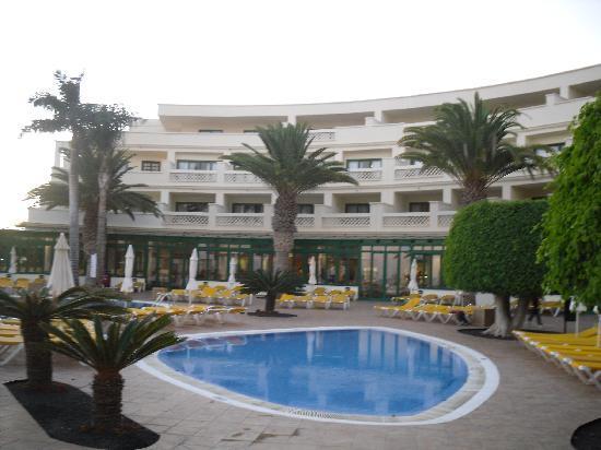 IBEROSTAR Lanzarote Park: une des 7 piscines