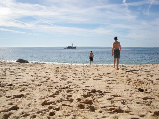 Ponta Grande Resort: Sao rafael beach fun