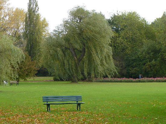 Jardines nordpark 2