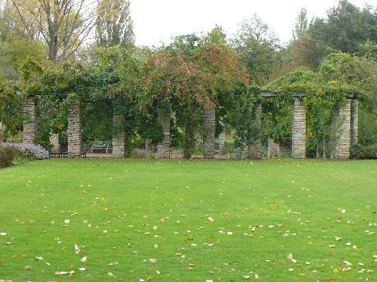 Jardines nordpark 3