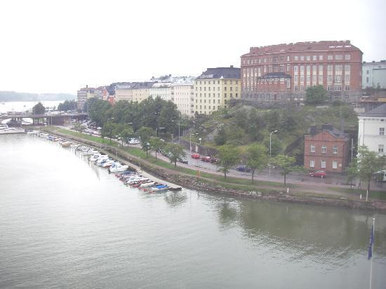 Hilton Helsinki Strand: 部屋からの景色