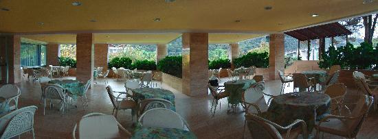 Terme Luigiane, إيطاليا: Terrazza Grand Hotel delle Terme