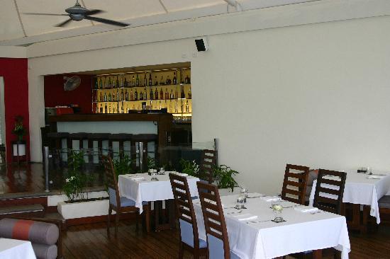 Kanda Residences: restaurant
