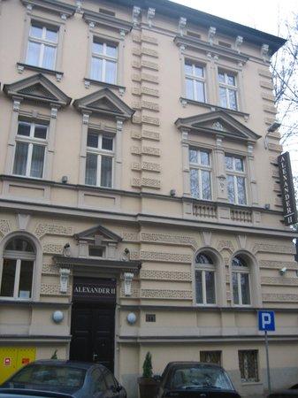Hotel Alexander II: hotel alexander 2