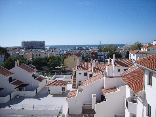 Algardia Apartments: View from Room 506