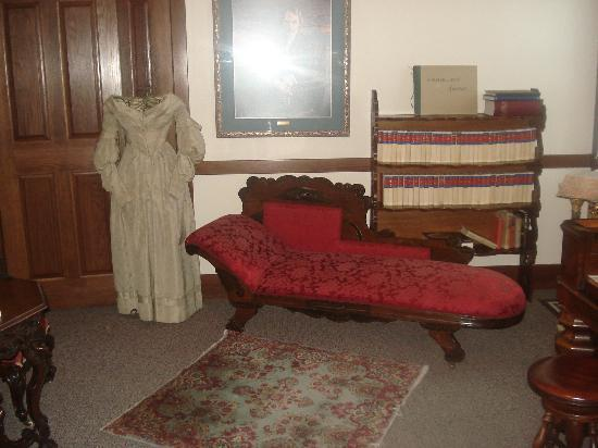 Enders Hotel & Museum: 2nd floor musem