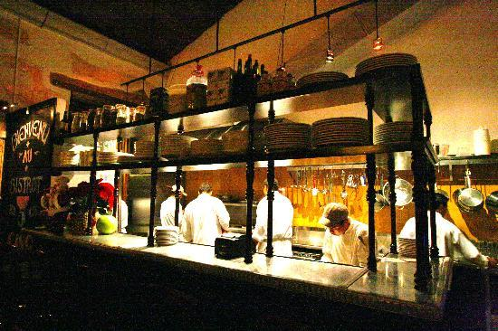 Bistrot Cinq : Open Kitchen