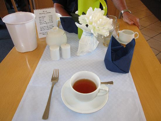 Am Segelhafen Hotel: prima colazione