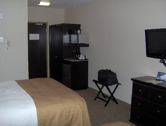 Best Western Wainwright Inn & Suites: Standard Non-smoking room