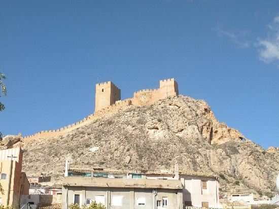 Castillo de Sax