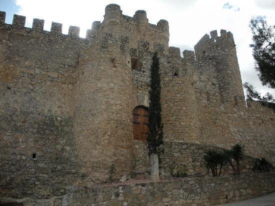 Castillo de villena alicante kuva villena alicanten - La casa de los aromas villena ...