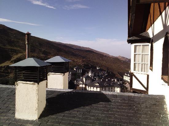 Hotel Kenia Nevada: Vista desde la habitación