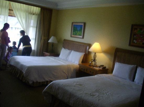 The Manor at Camp John Hay: Guest Room