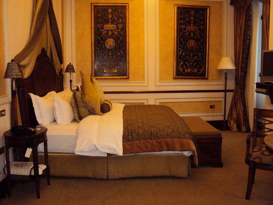 Hotel Plaza Grande: Habitacion Matrimonial