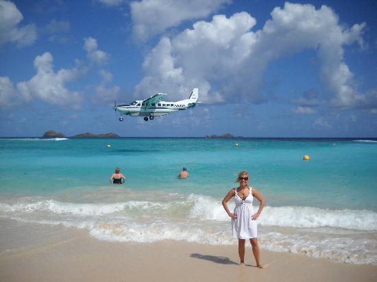 Best Island Beaches For Partying Mykonos St Barts: ST. JEAN BEACH....AHHHHHHH......