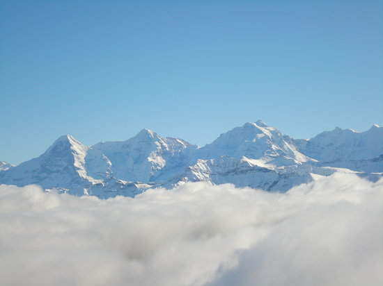Swiss Alps, Switzerland: From the TOP