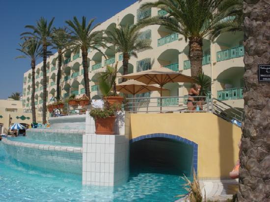 Le Marabout Hotel: pool
