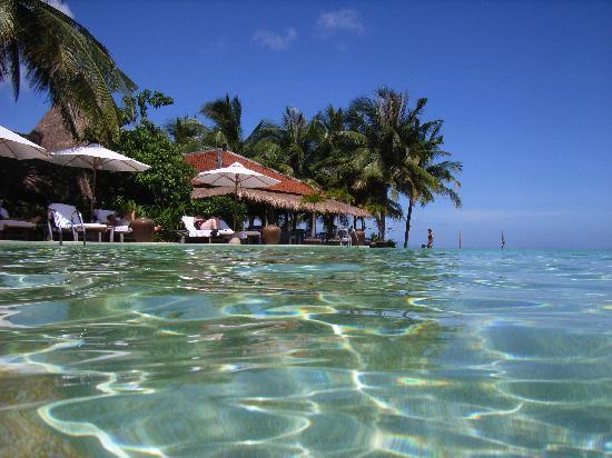 Evason Ana Mandara Nha Trang: Paradise in a pool... it couldn't get any better.