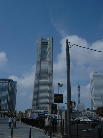 The Landmark Tower Yokohama Sky Garden