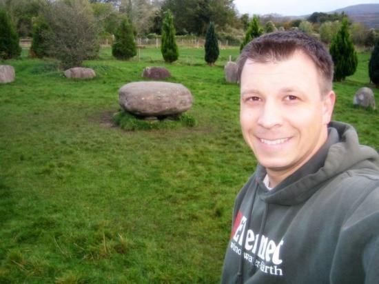 "Stone Circle ""The Shrubberies""    (Kenmare, Ireland)"
