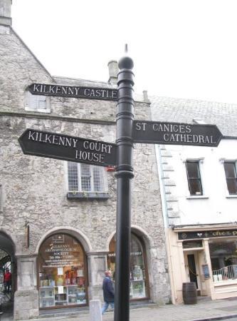 كيلكيني, أيرلندا: Kilkenny !