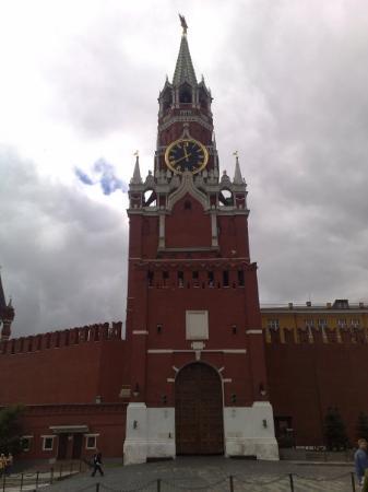 Kremlin Walls and Towers ภาพถ่าย